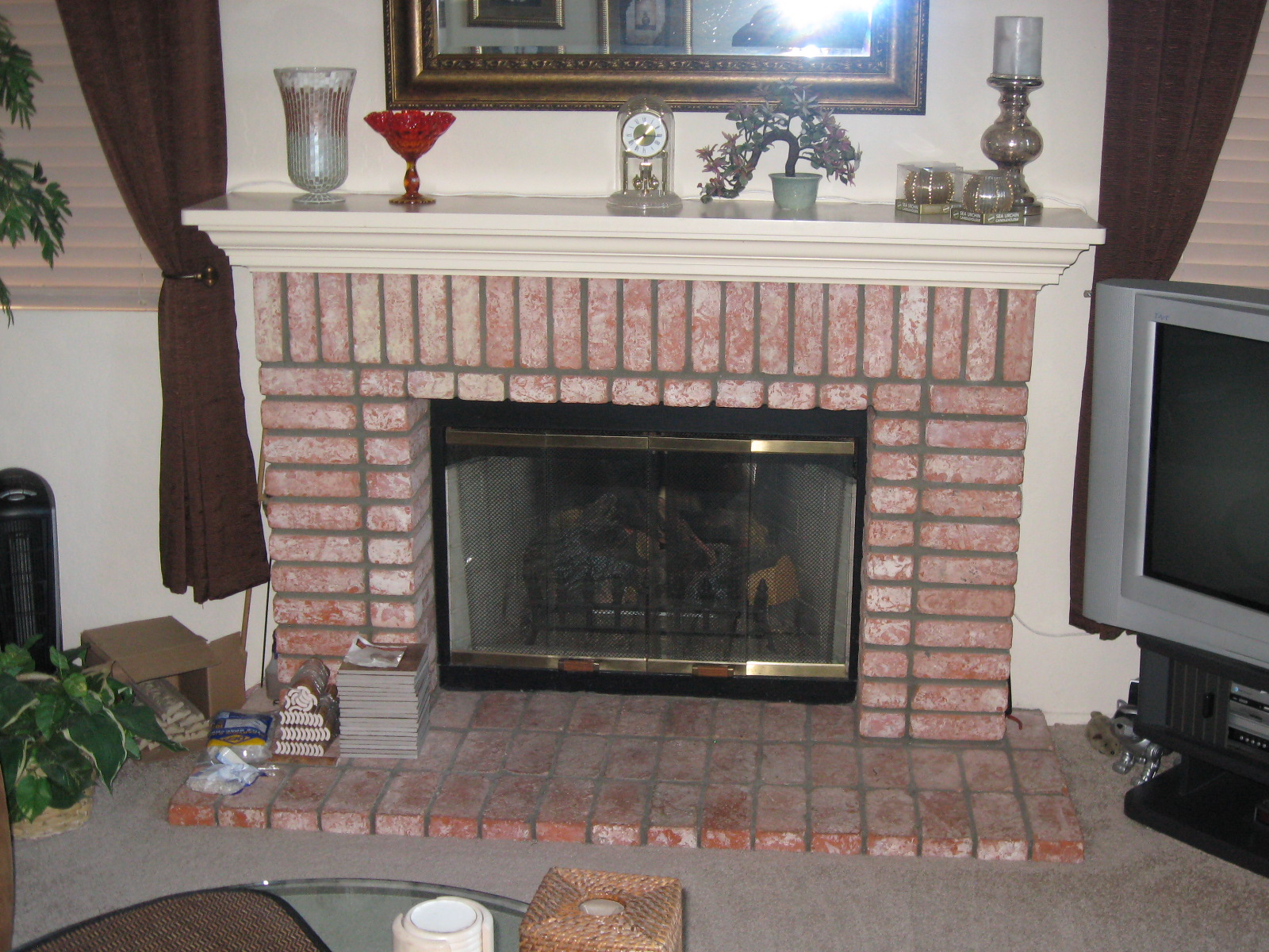 fireplace tile project creative home solutions